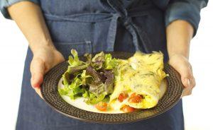 Omelette facíl