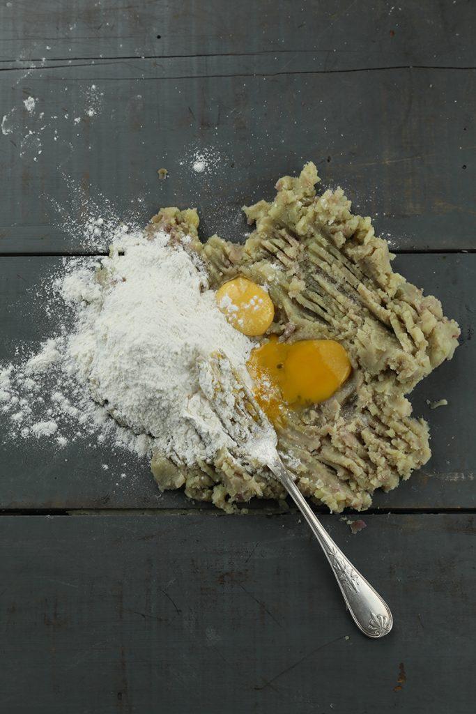 ñoquis de batata