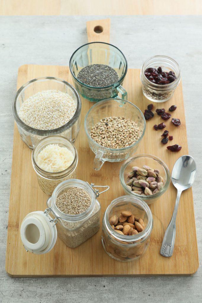 Barritas supernutritivas