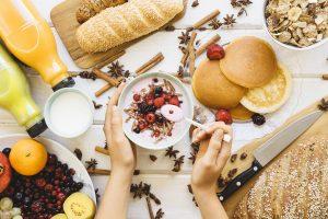 El consumo de azúcar en las vacaciones