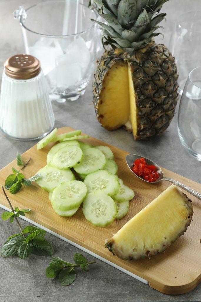 Mojito spicy de ananá