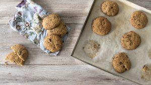 Receta fácil de cookies