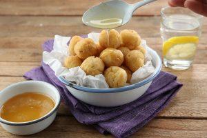 Buñuelos de mandioca