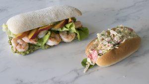 Sándwich de pescado x 2