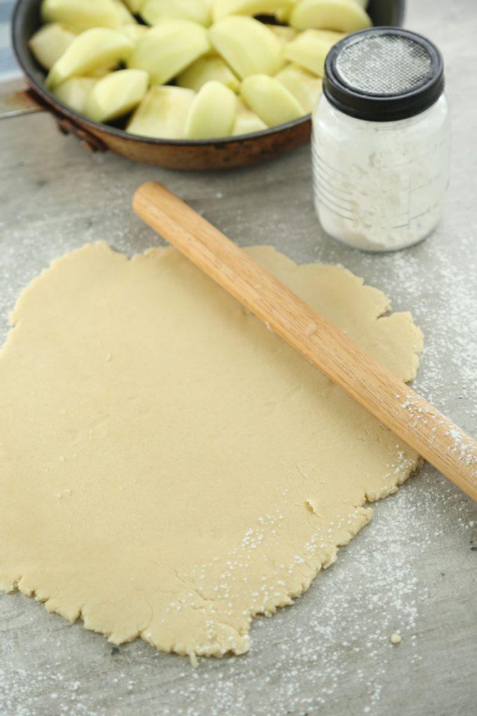 Clásica tarte Tatin