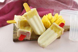 Heladitos con mango