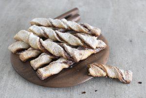 Cinnamon rolls, con un twist