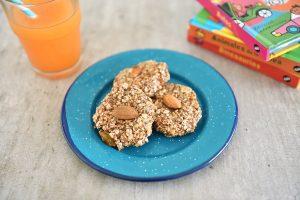 Cookies sin horno súper nutritivos