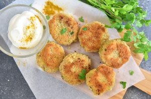 Curry Fish Cakes