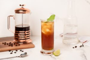 Café Frío con Tónica