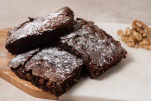Brownies de Nuez