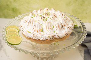 Lemon Pie con masa de galletitas
