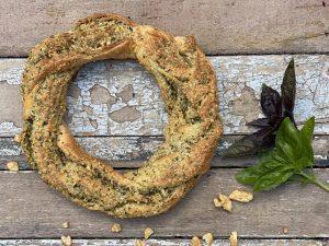 Rosca de Pascuas Salada por Ale Temporini