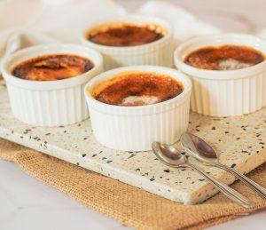Como hacer un Crème Brûlée sencillo?