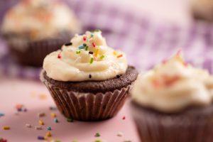 Cupcakes de Remolacha